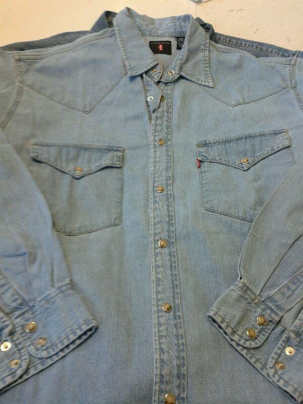 a basso prezzo 7d787 4dc94 Stock 20 Camicie Vintage Levi's - 1a Scelta