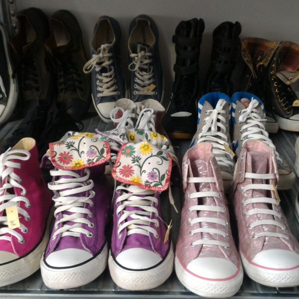 Store 20 All Converse Activa Usate Star Qualità Stock Aaa Vintage 41zdqwWx